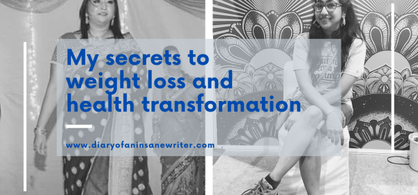 secrets to weight loss and health tranformation