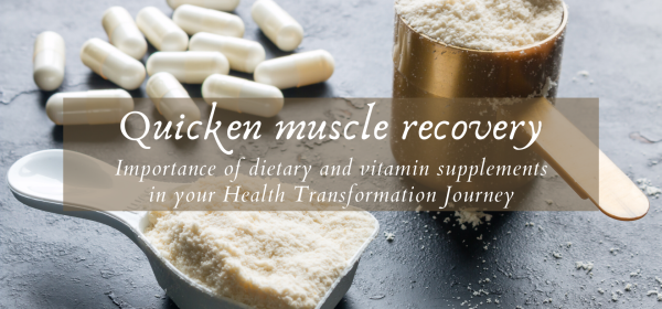 How to quicken muscle recovery