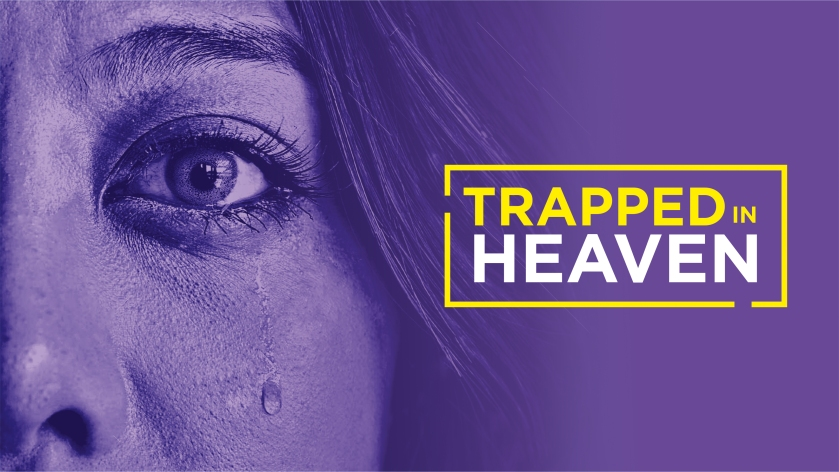 Trapped In Heaven and other stories by Mayura Amarkant
