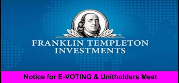 Voting and Unitholder's Meet