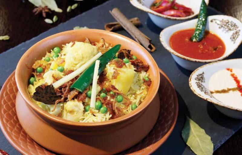 Ashas restaurant menu