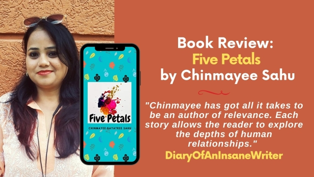 Book Review: Five Petals By  Chinmayee Gayatree Sahu