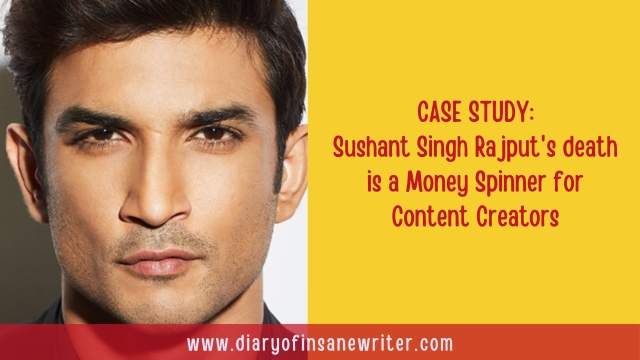 Case Study: How Sushant Singh Rajput's Death Became A Money Spinner For Content Creators