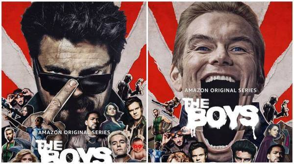 Official trailer and poster The Boys Season 2