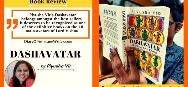 Dashavatar - by Piyusha Vir - best book on Vishnu's avtars